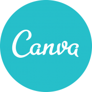 Canva graphic design app