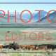 Photo editors for ranch land marketing