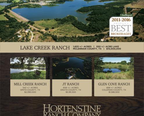Print Design for Land Brokerages