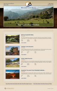 Land Broker Websites
