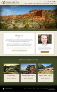Pro 1123 Land Broker Website