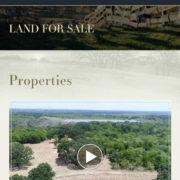 Land Broker Website Design and Build