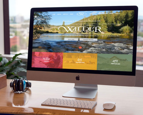 Wilder Real Estate Website Redesign