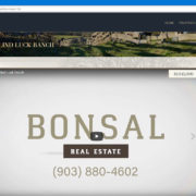 Land Broker Website Design and Build