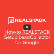 Connect Google REALSTACK