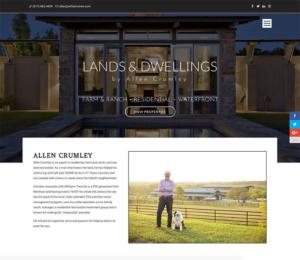 Farm & Ranch Website Design