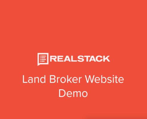 Video - Land Websites